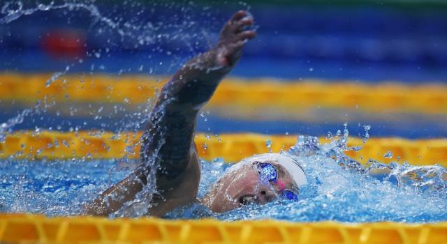 Nuoto: Sarah Köhler realizza il nuovo primato del mondo dei 1500 sl in vasca corta. Avversaria dura per Simona Quadarella