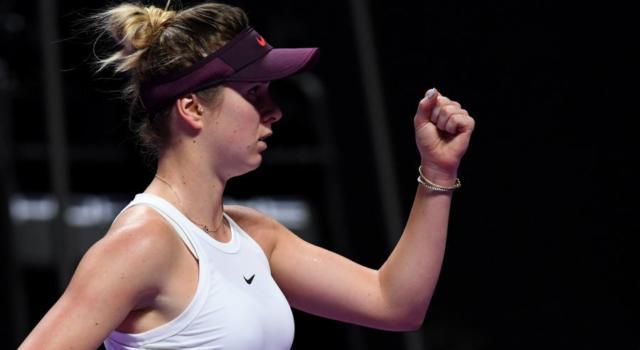 Tennis, WTA Monterrey 2020: Svitolina e Konta vincono e approdano agli ottavi. Eliminate Clijsters e Gatto-Monticone