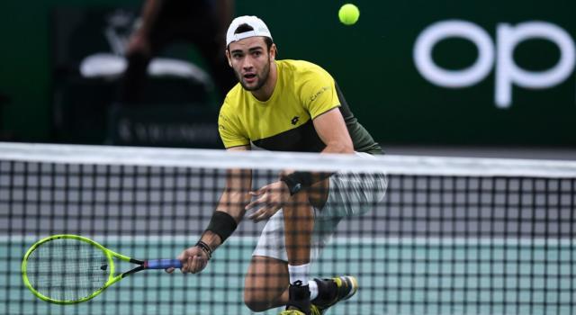 Tennis, Matteo Berrettini tifa Denis Shapovalov: tutti con il canadese, deve battere Monfils. L'azzurro sogna le ATP Finals