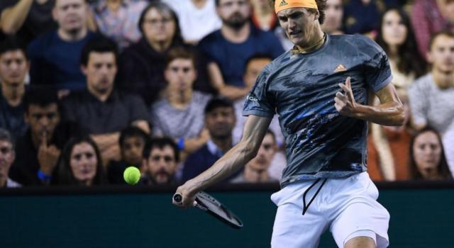 ATP Finals 2019: Alexander Zverev supera uno spento Rafael Nadal, lo spagnolo ko in due set