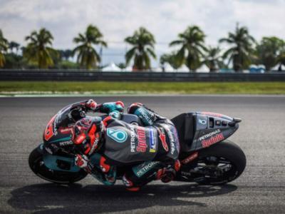 MotoGP, Test Sepang 2020: risultati e classifica del mattino. Quartararo ancora il migliore, bene Valentino Rossi 5°, più arretrati Marquez e Dovizioso