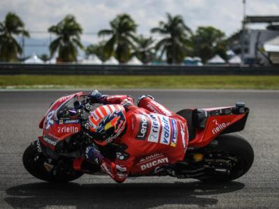 """Andrea Dovizioso, Test MotoGP: """"Sono soddisfatto, ho visto cose interessanti. Vedremo a Jerez"""""""