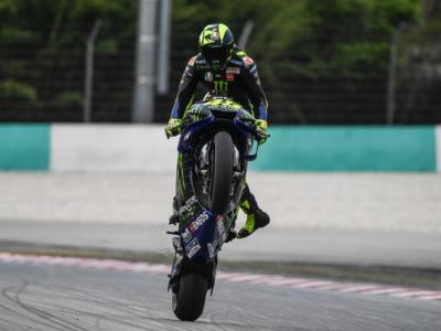 """Valentino Rossi, Test MotoGP: """"Sono più veloce di quando avevo iniziato. Non vedo l'ora di salire sulla F1"""""""