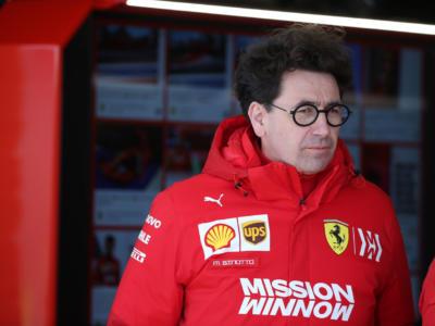 """F1, Mattia Binotto spiega il no della Ferrari alle nuove gomme: """"Non davano vantaggi, una variabile in meno nel progetto"""""""