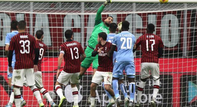 Lazio-Milan, Serie A: orario d'inizio, tv, streaming, probabili formazioni