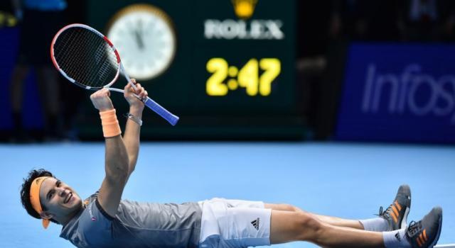 LIVE Thiem-Zverev 7-5 6-3, Semifinale Atp Finals 2019 in DIRETTA: l'austriaco batte il campione in carica e vola in finale!