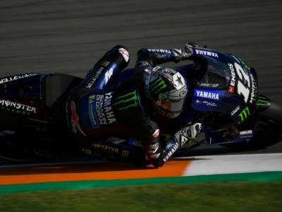 MotoGP, Risultato Day-2 Test Valencia 2019: Maverick Vinales apre il festival Yamaha, Rossi 9°, Dovizioso 11°