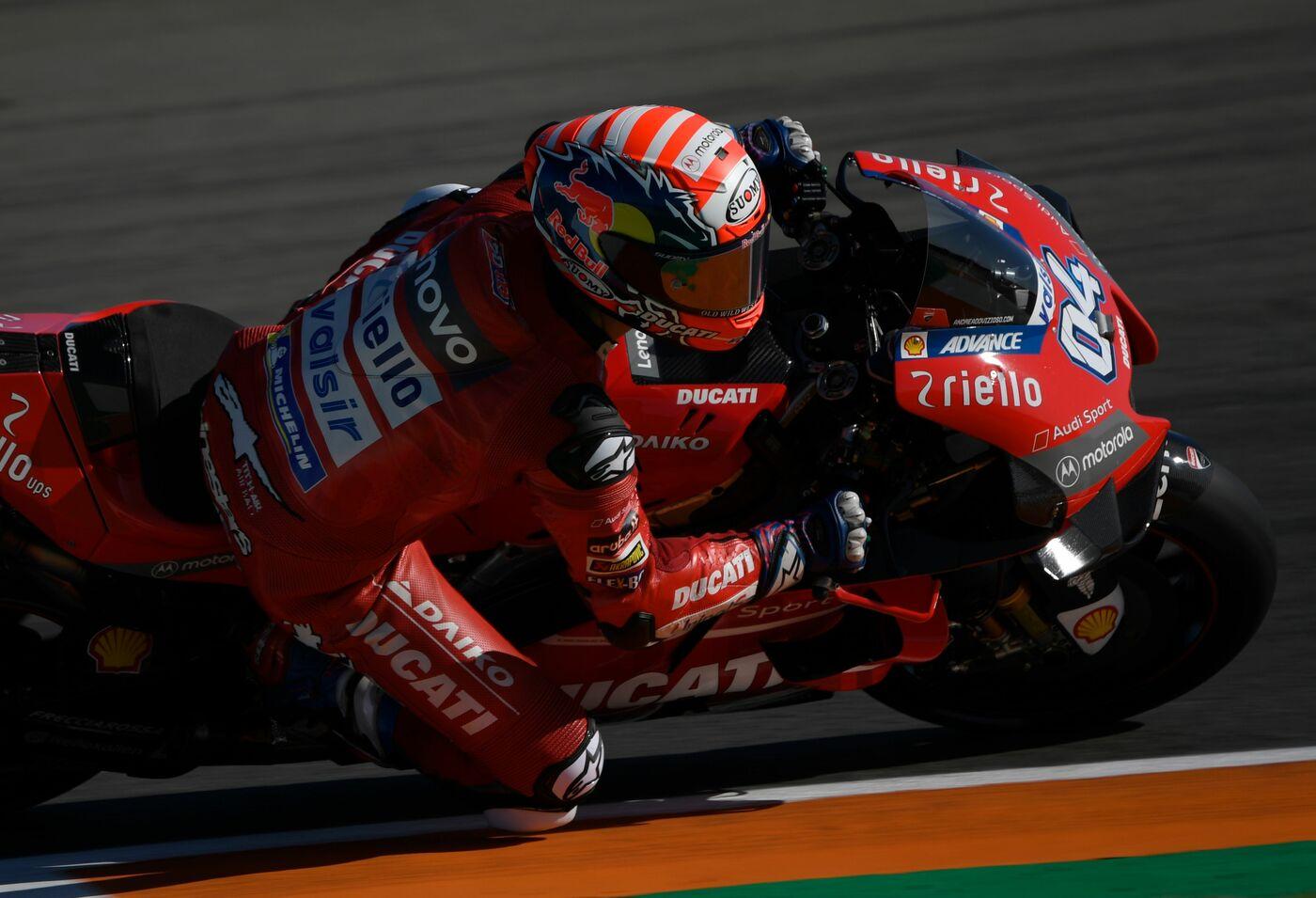 """VIDEO MotoGP, Andrea Dovizioso: """"Non ha più senso parlare di Mondiale"""""""