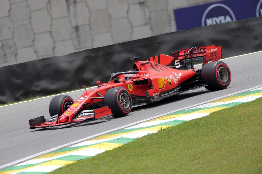Ordine d'arrivo F1, GP Brasile 2019: risultato e classifica gara ...