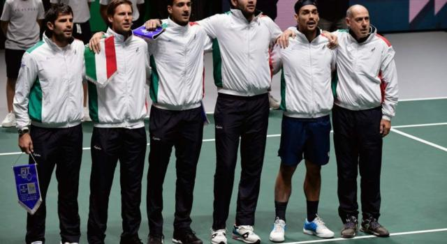 Coppa Davis 2019: Italia, a metà tra sfortuna e stanchezza. Più scelte possibili nel 2020