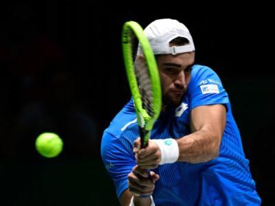 Coppa Davis 2019: Italia, serve la vittoria con gli USA per tenere viva l'opzione secondo posto