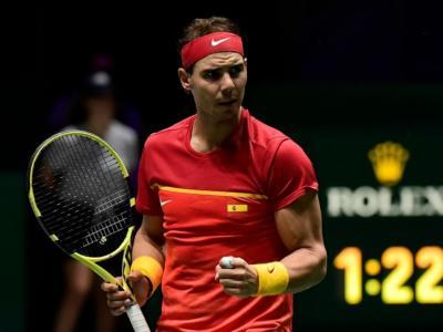 Coppa Davis 2019: Rafael Nadal liquida in due set Diego Schwartzman e pareggia il conto. Deciderà il doppio