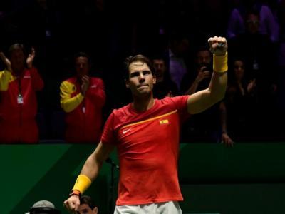 Coppa Davis 2019: Nadal pareggia il conto e sconfigge Evans in due set. Semifinale contro la Gran Bretagna decisa dal doppio