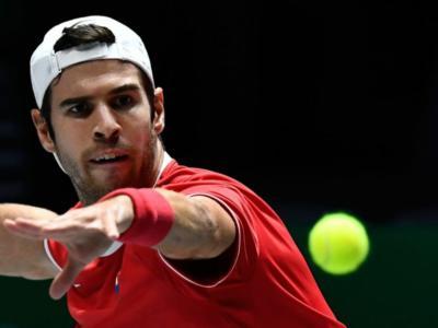 Coppa Davis 2019: alla Serbia non basta Novak Djokovic, Khachanov e Rublev danno la semifinale alla Russia