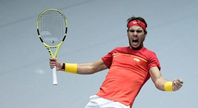 """Coppa Davis 2019, Spagna in trionfo. Rafael Nadal: """"Un momento indimenticabile"""". Bautista: """"Pensavamo a questo sogno"""""""