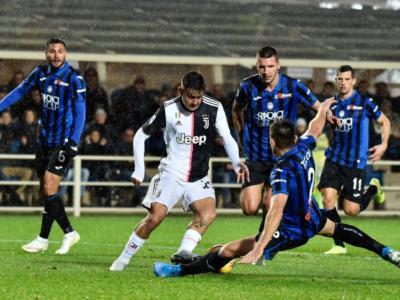Juventus-Atalanta: orario d'inizio, tv, streaming, probabili formazioni Serie A