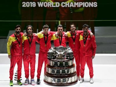 VIDEO Coppa Davis 2019, la Spagna è Campione del Mondo: highlights e premiazione, Rafael Nadal e compagni in trionfo