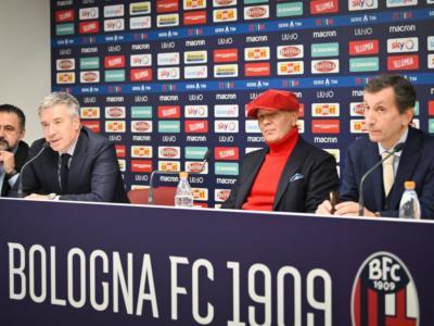 Calcio, domani il Bologna proseguirà ancora con gli allenamenti individuali
