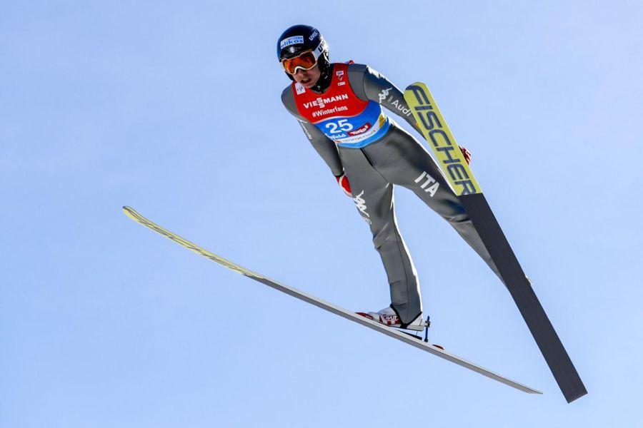 Combinata nordica, Coppa del Mondo Ruka 2020: Lamparter in testa dopo il salto. Ottima Italia: 13° Kostner, 18° Costa