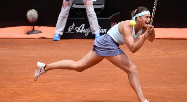 Tennis, WTA Strasburgo 2020: Sabalenka ai quarti di finale, eliminate Bertens e Alexandrova