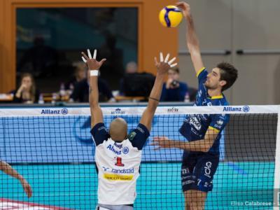 Volley, Champions League 2019-2020. Civitanova e Trento vogliono il secondo successo in attesa del doppio derby