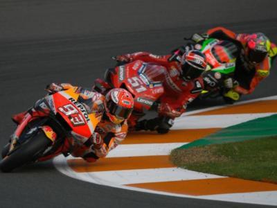 MotoGP, Test Valencia 2019: due giorni di lavoro intensi per provare a rincorrere Marquez sin da subito