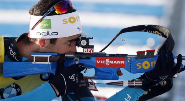 Biathlon, Coppa del Mondo Ruhpolding 2020: Martin Fourcade mira a eguagliare Bjørndalen