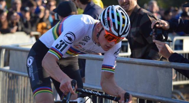 Elogio a Mathieu van der Poel, un talento magnifico che sta rivoluzionando il ciclismo