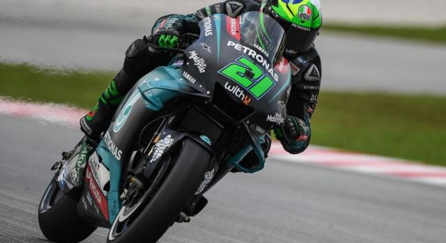"""MotoGP, Franco Morbidelli: """"Sono molto contento, siamo veloci anche sul rettilineo"""""""
