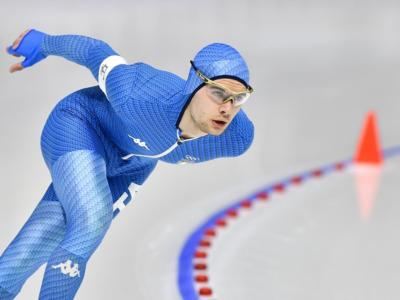 Speed skating, Europei 2020: le speranze di medaglia dell'Italia. Team pursuit, mass start le chance, Tumolero assente