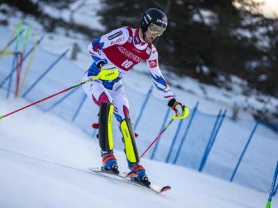 Sci alpino, Slalom Levi 2019: Clement Noel dà una lezione nella prima manche, Manfred Moelgg si gioca il podio, bene Vinatzer