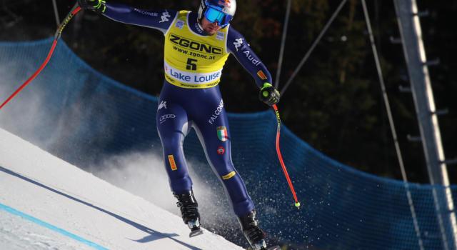 Sci alpino, Dominik Paris dà spettacolo a Lake Louise, ma Dressen vince la discesa per 2 centesimi