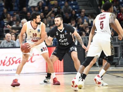 Basket, Eurocup 2019-2020: quarta vittoria consecutiva per Venezia che espugna Belgrado e toglie l'imbattibilità al Partizan