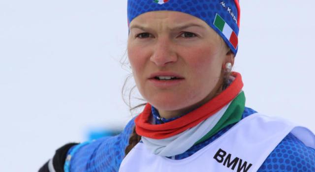 """Nicole Gontier, biathlon: """"Concentro i miei sforzi al poligono. Wierer e Vittozzi in sintonia col gruppo"""""""