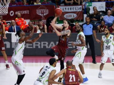 Basket, EuroCup 2019-2020: Venezia a caccia della qualificazione matematica, la Virtus Bologna deve difendere il primato, impegno cruciale per Trento