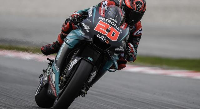 MotoGP, Test Sepang 2020: risultati e classifica del mattino. Quartararo al comando nel day-1, Valentino Rossi 9°, più arretrati Marc Marquez e Dovizioso