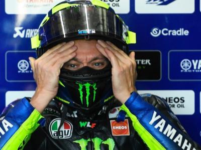 """Valentino Rossi, MotoGP Test Losail: """"Sono abbastanza veloce, la moto va bene, devo raggiungere Vinales"""""""