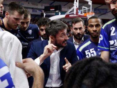 Basket, Champions League 2019-2020: contro Strasburgo la Dinamo Sassari cerca il terzo successo consecutivo in Europa