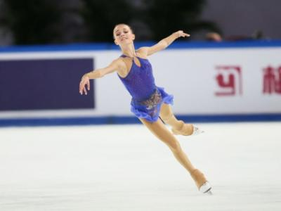 Pattinaggio artistico: Anna Shcherbakova trionfa nella terza tappa della Coppa Di Russia 2020. Seconda Usacheva