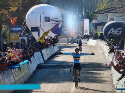 Ciclocross, Europei juniores Silvelle 2019: Nys si impone tra gli uomini, Pieterse tra le donne. Davide De Pretto favoloso 6°