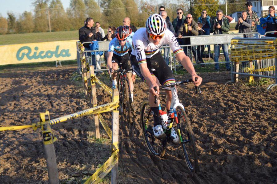 Ciclocross, X2O Badkamers Trofee 2020 2021: Eli Iserbyt domina il Koppenbergcross
