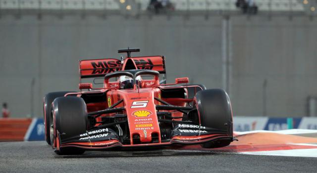 """F1, Binotto: """"La Ferrari non sta aspettando Hamilton. Lavoriamo al rinnovo di Vettel"""""""