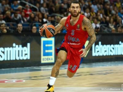 Basket, Eurolega 2019-2020: Mike James stende l'Efes. Vittorie di Barcellona e Khimki