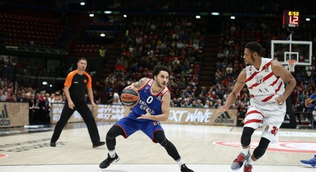 Basket, Eurolega 2019-2020: tutti i risultati del 19 novembre. L'Efes tiene la scia di Milano, il Real Madrid demolisce il Khimki