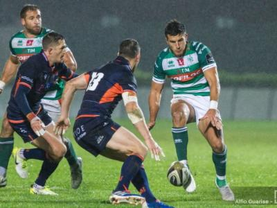 Rugby, Pro 14: Benetton Treviso-Edimburgo 18-16, i biancoverdi soffrono ma respingono gli scozzesi