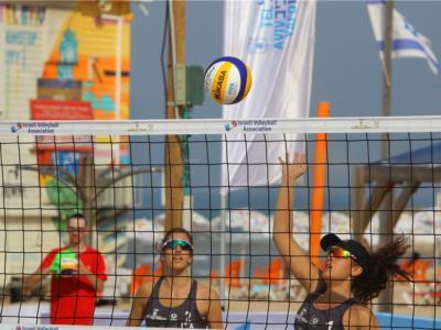 Beach volley, World Tour 20120 Tel Aviv. Fuori gli azzurri in qualificazione, domani Windisch e Cottafava nel main draw