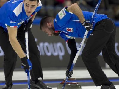 Curling, Italia-Germania e Italia-Giappone oggi: orari, tv, programma, streaming Mondiali 2021