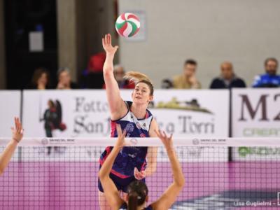 Volley, Serie A1 femminile, settima giornata. Scandicci domina il derby toscano e risale la china. Busto sbanca Bergamo ed è terzo