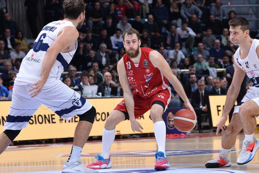 Basket Serie A1 2020/2021, Brescia Reggio Emilia 89 79: cronaca e tabellino