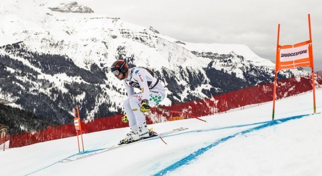 Sci alpino, cancellata la seconda prova di discesa a Wengen: non si vuol rovinare la pista